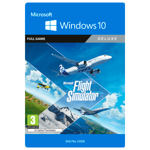 Microsoft Flight Simulator Deluxe Edition Win 10