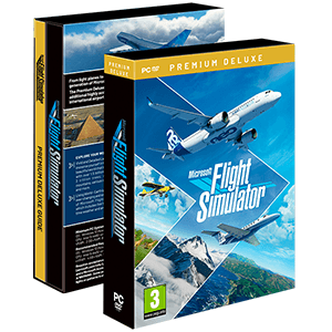 Microsoft Flight Simulator Premium Deluxe Edition