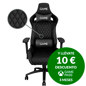 GAME RACING Premium GT500 Carbon Edition - Silla Gaming