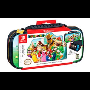 Game Traveller Deluxe Travel Case  NNS53A -Licencia oficial-