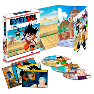 Dragon Ball - Bluray BOX 4 - Episodios 69 a 88