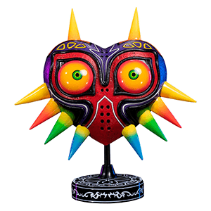 Estatua The Legend of Zelda: Majora´s Mask Collectors Edition 30 cm PVC