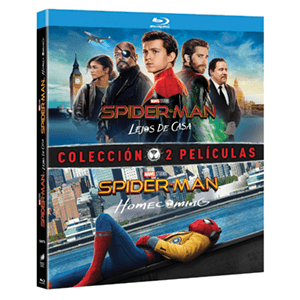 Pack Spider-Man Homecoming + Lejos de Casa
