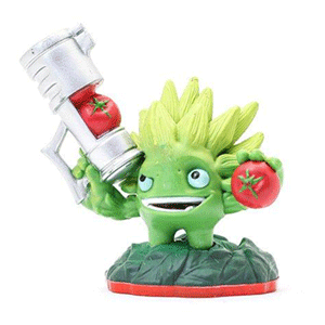 Figura Skylanders Trap Team: Food Fight· (REACONDICIONADO)