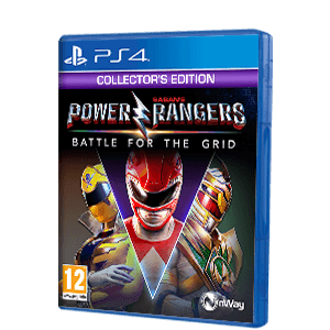 Power Rangers Battle for the Grid Collector's Edition