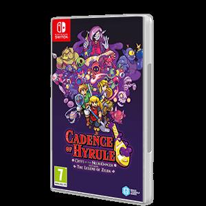 Cadenceof Hyrule - Crypt of the Necrodancer