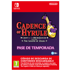 Cadence of Hyrule Season Pass NSW