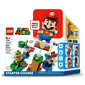 LEGO Super Mario Pack Inicial: Aventuras con Mario