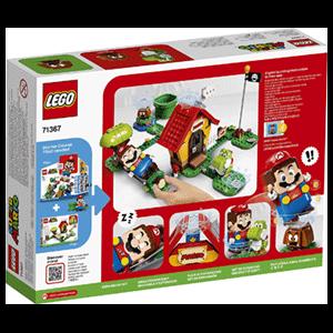 LEGO Super Mario Set de Expansión: Casa de Mario y Yoshi