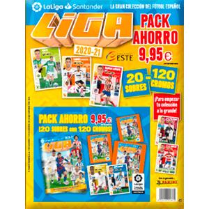 Pack de Ahorro Liga 2020-2021