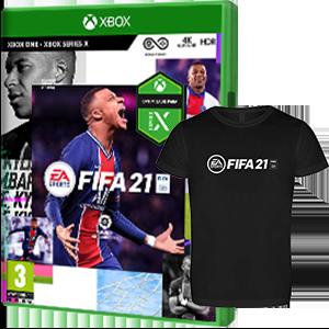 FIFA 21 XONE + Cam. Téc. S XONE