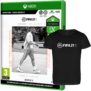 FIFA 21 Ultimate Edition XONE + Cam. Téc. XL XONE