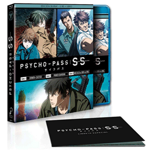 Psycho Pass Sinners of the System - Edición Coleccionista