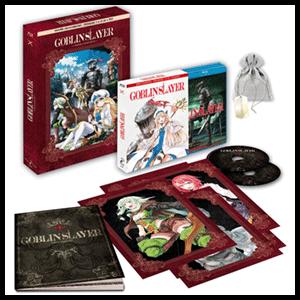 Goblin Slayer - Episodios 1 a 12 Edición Coleccionista