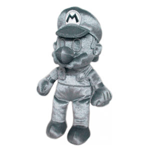 Peluche Nintendo: Mario Metal 24cms