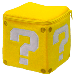 Cojín Nintendo: Coin Box 13cms