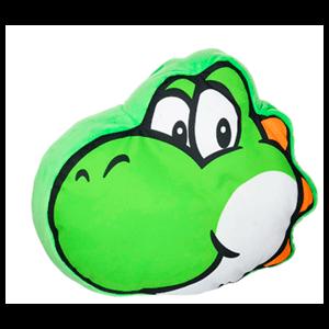 Cojín Nintendo: Yoshi Face 28cms