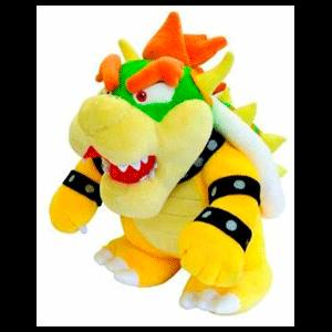 Peluche Nintendo: Bowser 26cms