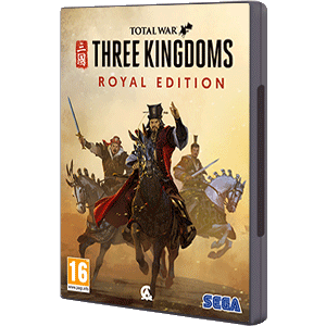 Total War Three Kingdoms - Royal Edition
