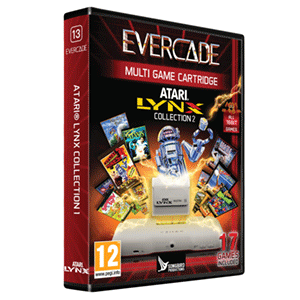 Cartucho Evercade Atari Lynx Collection 2