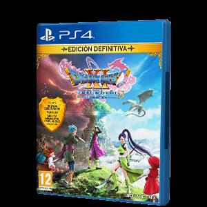 Dragon Quest XI S Ecos de un Pasado Perdido - Edición Definitiva