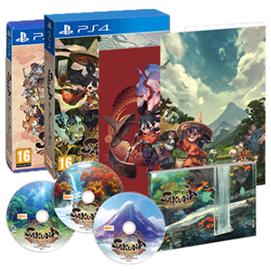 Sakuna: Of Rice And Ruin - Divine Edition