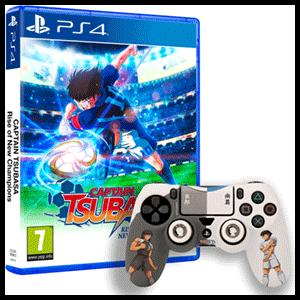 Captain Tsubasa: Rise of new Champions + Protector DualShock 4
