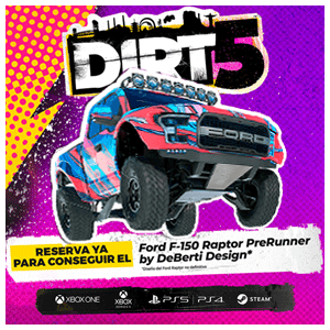 DIRT 5 - DLC PS4