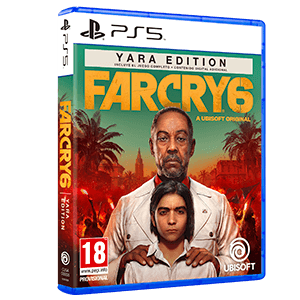 Far Cry 6 Yara
