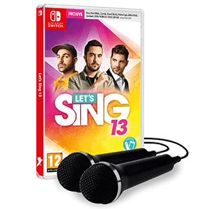 Let's Sing 13 + 2 Micrófonos