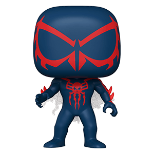Figura Pop Marvel: Spider-Man 2099 Glam ECCC 2021
