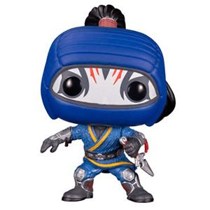 Figura Pop Marvel Shang Chi Death Dealer Merchandising Game Es