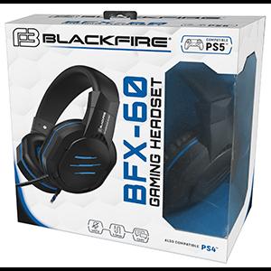 Auriculares Ardistel Blackfire BFX-60