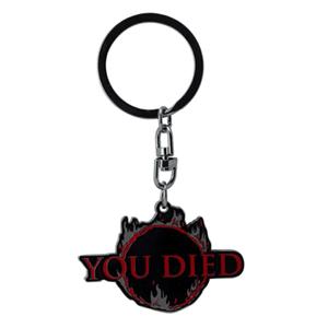 """Llavero Dark Souls """"You Died"""""""