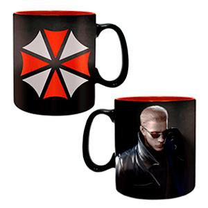 "Taza Resident Evil 460 ml ""Umbrella"""