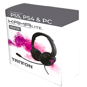 Auriculares Tritton Kama Lite PS5-PS4-PC