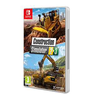 Construction Simulator 2+3