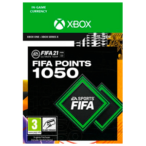Fifa 21 Ultimate Team 1050 Points XONE & XSX