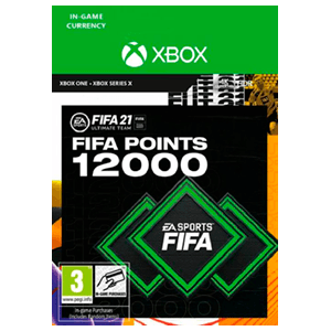 Fifa 21 Ultimate Team 12000 Points XONE & XSX
