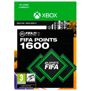 Fifa 21 Ultimate Team 1600 Points XONE & XSX