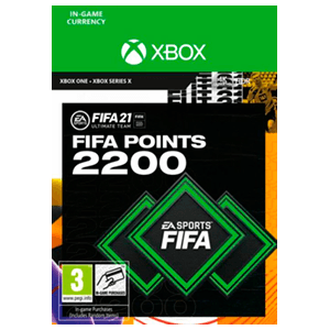 Fifa 21 Ultimate Team 2200 Points XONE & XSX