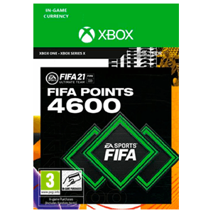 Fifa 21 Ultimate Team 4600 Points XONE & XSX