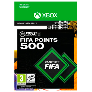 Fifa 21 Ultimate Team 500 Points XONE & XSX