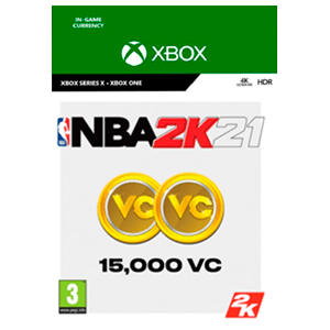 NBA 2K21 15.000 VC XONE & XSX