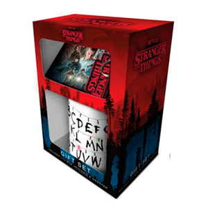 Caja de Regalo Stranger Things