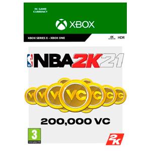 NBA 2K21 200.000 VC XONE & XSX