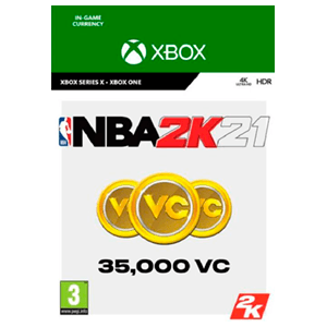 NBA 2K21 35.000 VC XONE & XSX