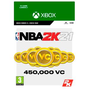 NBA 2K21 450.000 VC XONE & XSX