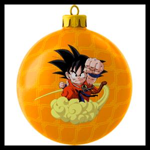 Bola de Navidad Dragon Ball: Kinton