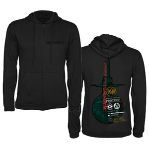 Sudadera Call of Duty Cold War: Protect Talla L